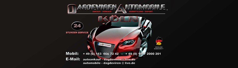 Dagdeviren Automobile Köln